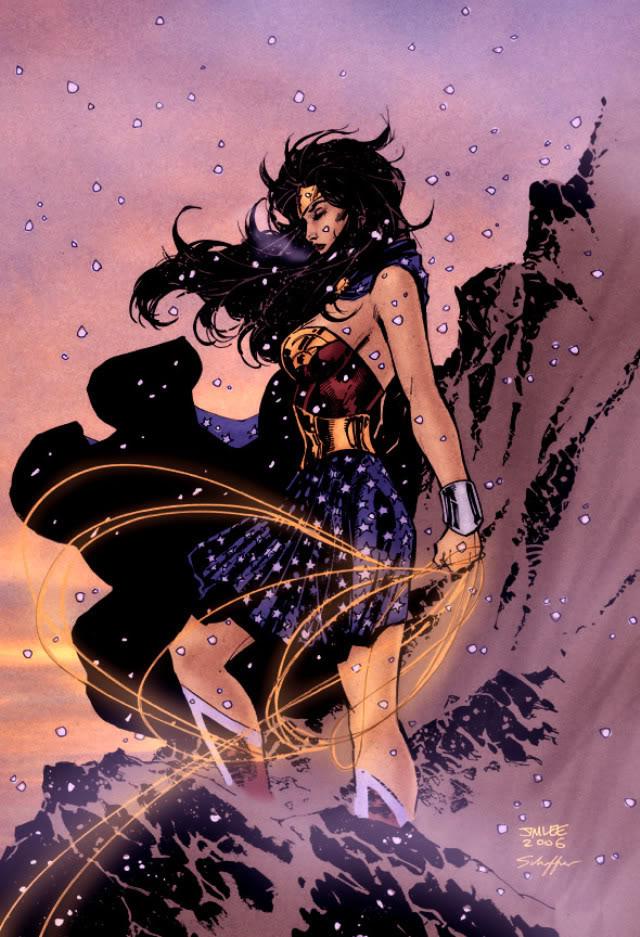 Wonder Woman: Second-ClassCitizen?