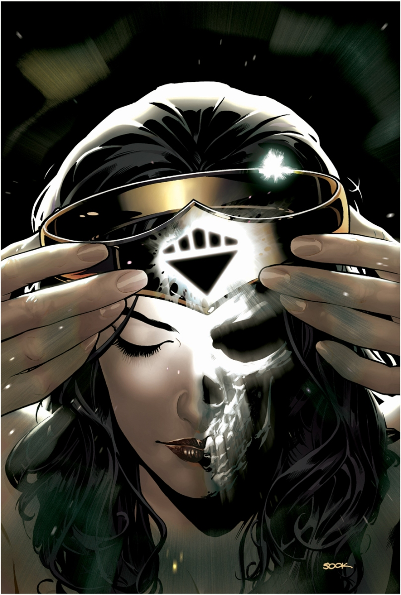 G3 Review: Blackest Night Wonder Woman #2