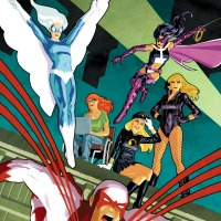 Birds of Prey #1: Fishnets, Fisticuffs and Fabulousness
