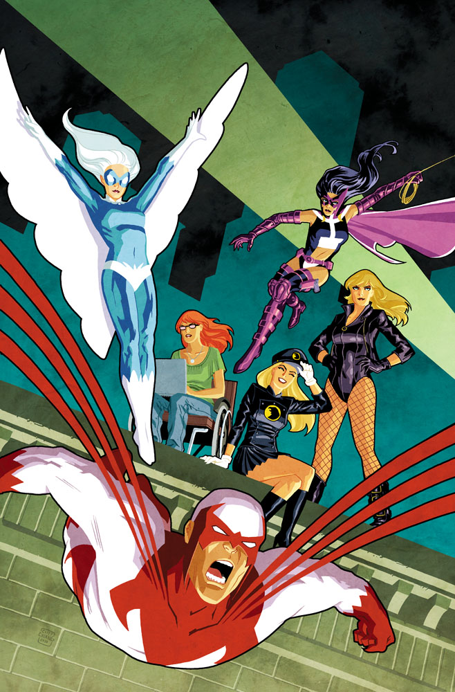 Birds of Prey #1: Fishnets, Fisticuffs andFabulousness