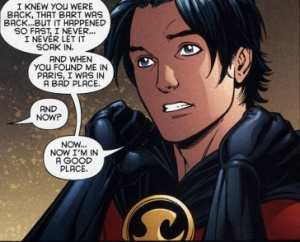 Friday Favorite: Tim Drake Wayne