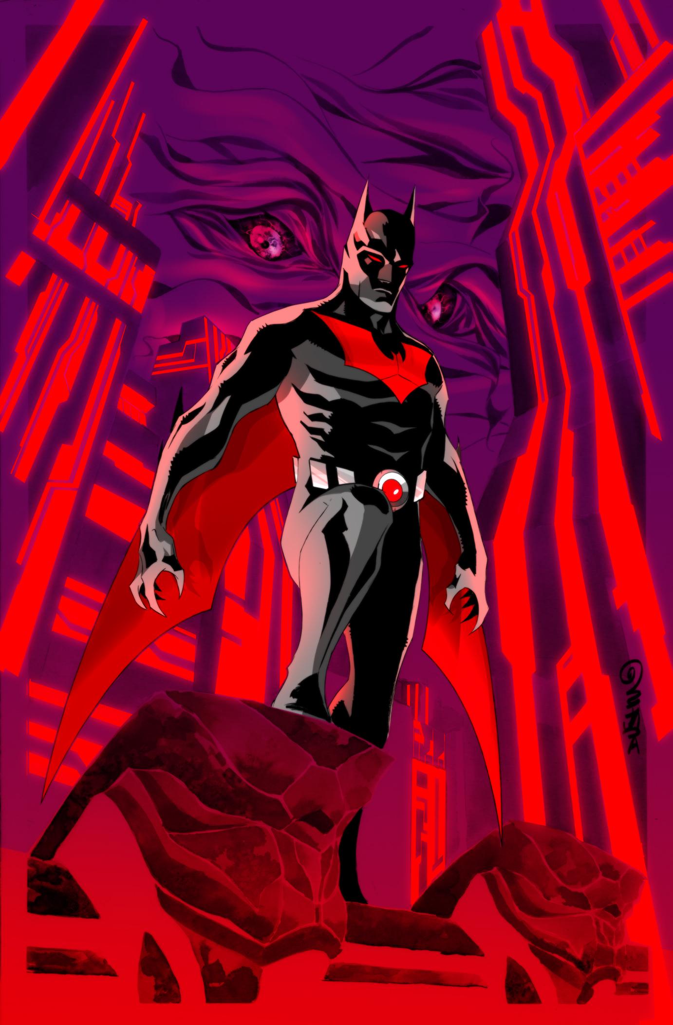 Comics Toons Batman Beyond