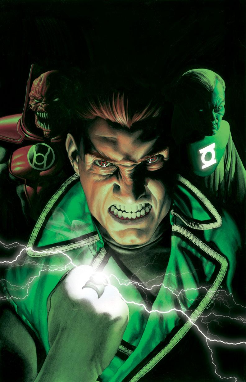 g3 review green lantern emerald warriors 1