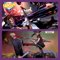 Hit-Girl v. Huntress