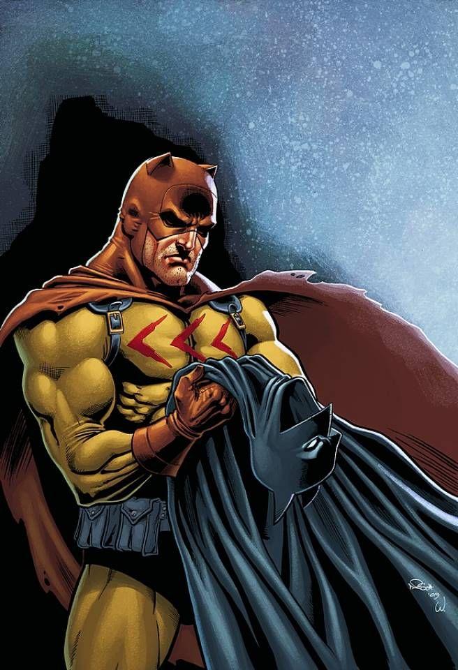 Batman v.Catman