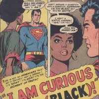 WTF? Wednesday: Lois Goes Black, Manages to Go Back