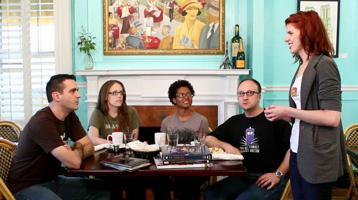 Check Us Out On NerdLunch!