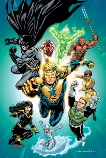 JUSTICE LEAGUE INTERNATIONAL #1