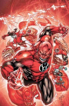 RED LANTERNS #1