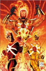 THE FURY OF FIRESTORM #1