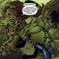 Cheetah vs. Catman: Who Would Win?