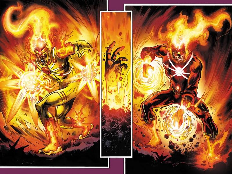 Firestorm Fan