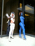 15 - Storm and Mystique