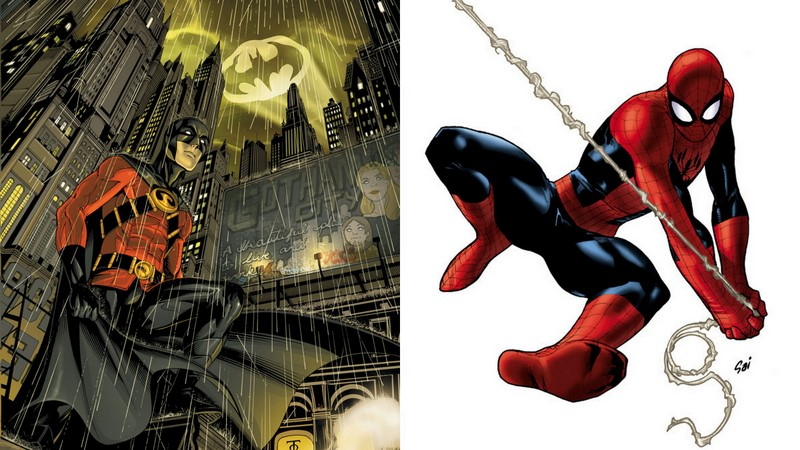 Spider-Man vs. Red Robin: Who WouldWin?