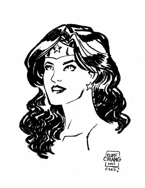 Friday Favorite: WonderWoman