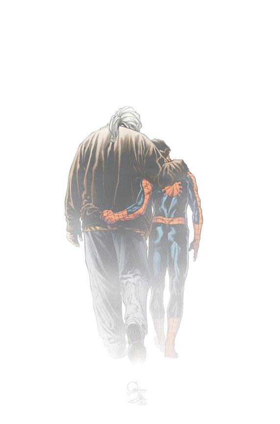 2011 Memorable Moment: Peter Parker's UltimateSacrifice