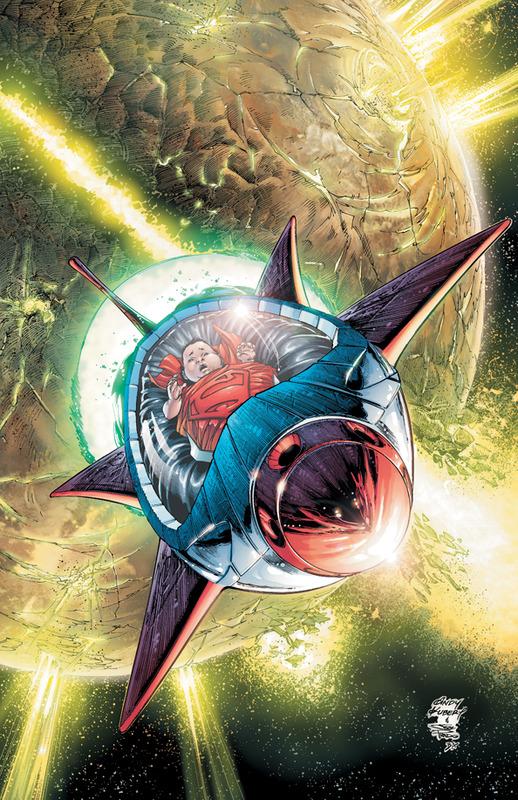 G3 Review: Action Comics#5