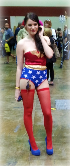 Pin-up Wondy