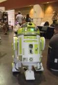 R2D2 at MegaCon