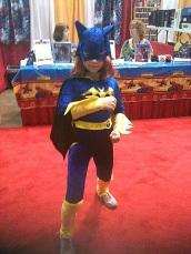 Little Batgirl!
