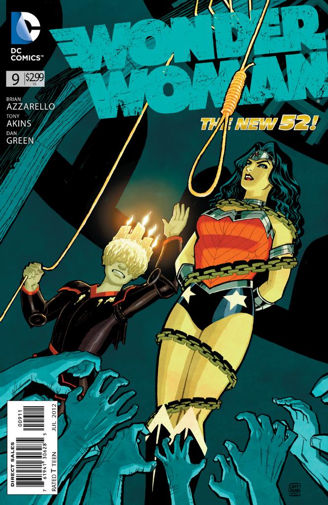 G3 Review: Wonder Woman#9
