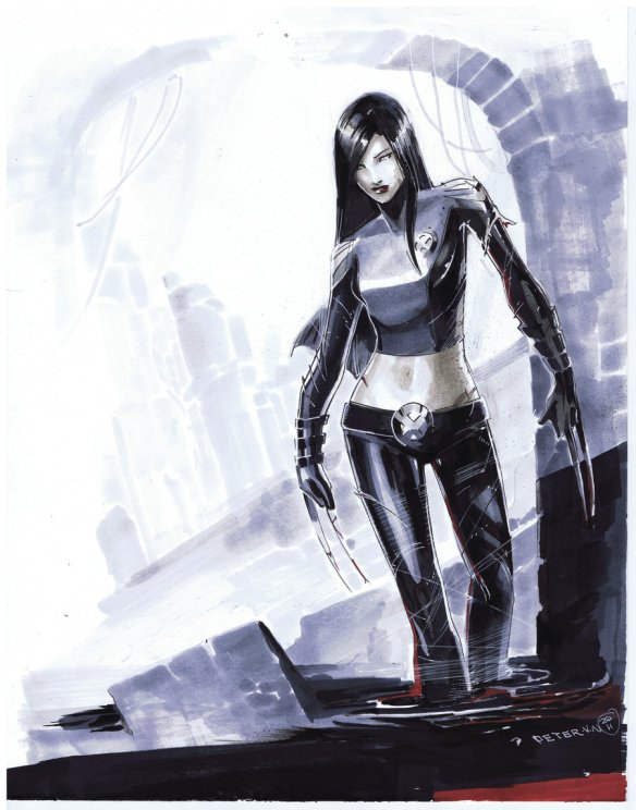 Tag Archives: X-23 X 23