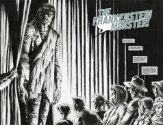 Frankenstein Alive, Alive!