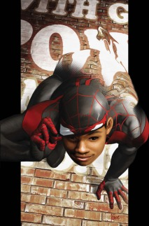 Ultimate Comics Spider-Man
