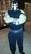Bane cosplay - DragonCon 2012