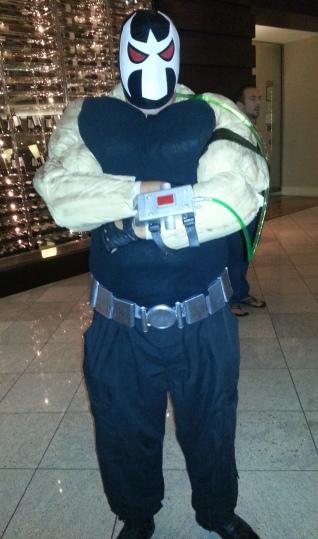Bane cosplay - DragonCon 2012