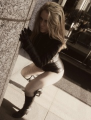 Black Canary cosplay 2 - DragonCon 2012