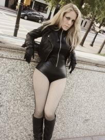 Black Canary cosplay 3 - DragonCon 2012