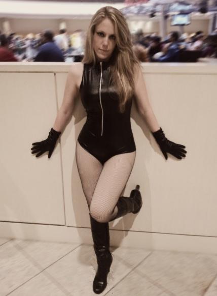 Black Canary cosplay 5 - DragonCon 2012