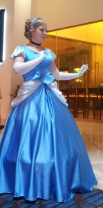 Cinderella cosplay - DragonCon 2012