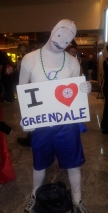 GO GREENDALE! #community #sixseasonsandamovie
