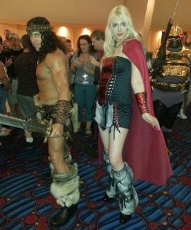 Conan - DragonCon 2012