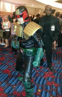 Cosplay at DragonCon 2012