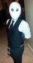 Court of Owls cosplay - DragonCon 2012