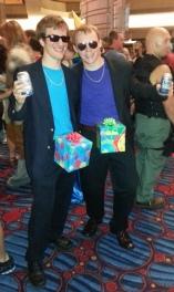 Dick in a Box - DragonCon 2012