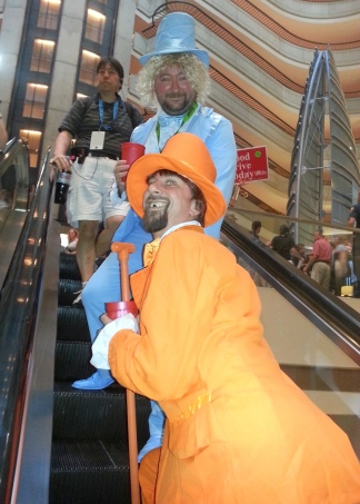 Dumb & Dumber cosplay - DragonCon 2012