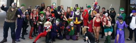 Gotham 2 cosplay - DragonCon 2012