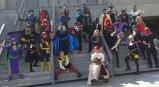 Gotham City cosplay - DragonCon 2012