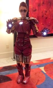 Iron Lady cosplay - DragonCon 2012