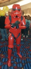 Special Ops Magma Trooper cosplay - DragonCon 2012