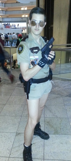 Officer Dangle