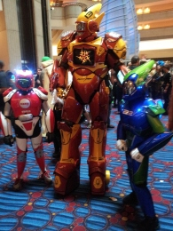 Robot cosplay - DragonCon 2012