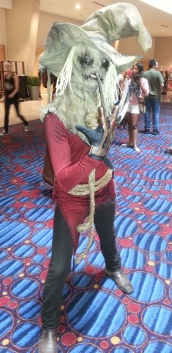 Scarecrow cosplay - DragonCon 2012