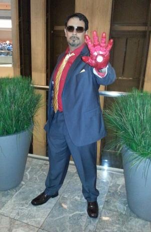 Tony Stark!
