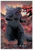 Godzilla The Half-Century War by James Stokoe