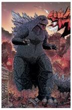 Godzilla The Half-Century War by James Stokoe